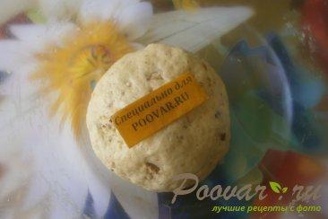 Песочное печенье с лимоном и орехами Шаг 6 (картинка)