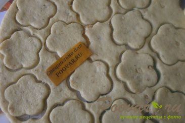 Песочное печенье с лимоном и орехами Шаг 8 (картинка)