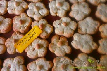 Песочное печенье с лимоном и орехами Шаг 10 (картинка)