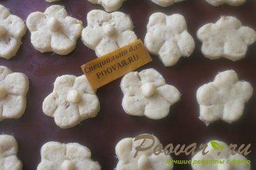 Песочное печенье с лимоном и орехами Шаг 9 (картинка)