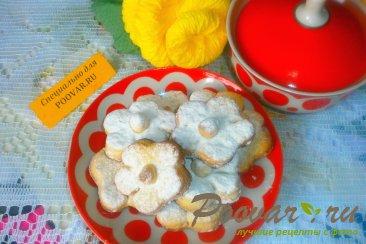 Песочное печенье с лимоном и орехами Шаг 12 (картинка)