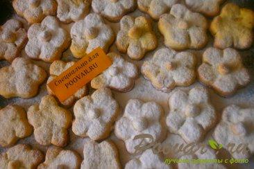 Песочное печенье с лимоном и орехами Шаг 11 (картинка)