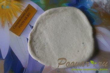Жареные пирожки с капустой и грибами Шаг 12 (картинка)