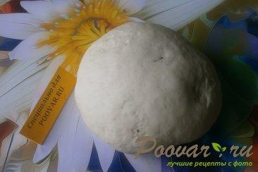 Жареные пирожки с капустой и грибами Шаг 10 (картинка)