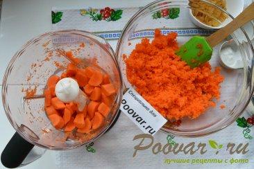 Морковный кекс с манкой (постный) Шаг 2 (картинка)