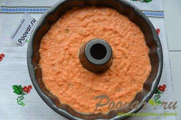Морковный кекс с манкой (постный) Шаг 10 (картинка)