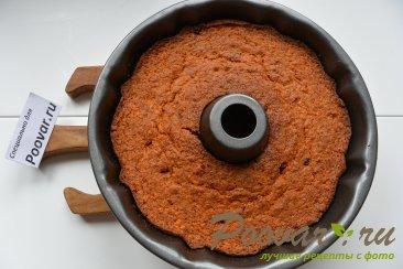 Морковный кекс с манкой (постный) Шаг 11 (картинка)