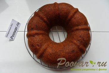 Морковный кекс с манкой (постный) Шаг 12 (картинка)