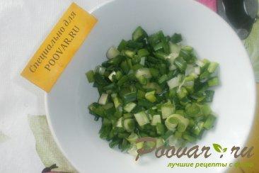 Суп с рыбными консервами и зеленью Шаг 2 (картинка)