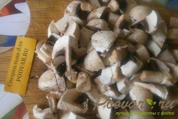 Гречка с курицей и грибами Шаг 5 (картинка)