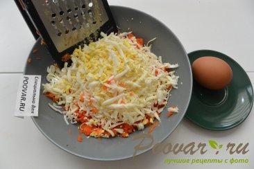Салат из моркови с сыром Шаг 3 (картинка)