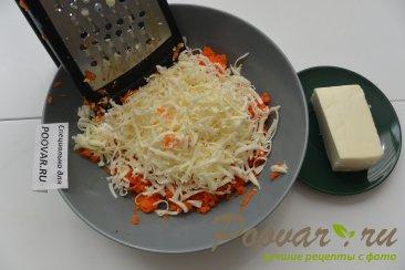 Салат из моркови с сыром Шаг 2 (картинка)