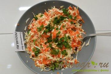 Салат из моркови с сыром Шаг 4 (картинка)