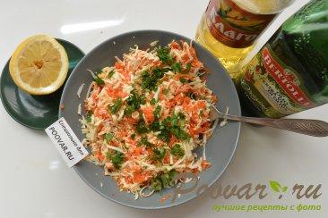 Салат из моркови с сыром Шаг 5 (картинка)