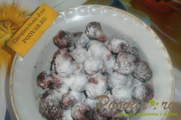 Пирог с вишней и цукатами на кефире Шаг 2 (картинка)