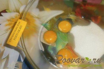 Пирог с вишней и цукатами на кефире Шаг 3 (картинка)