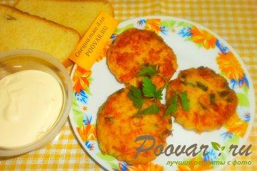 Биточки из картофеля с сыром Шаг 9 (картинка)