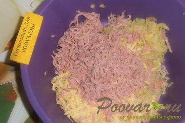 Биточки из картофеля с сыром Шаг 2 (картинка)