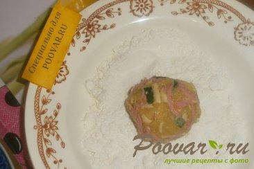 Биточки из картофеля с сыром Шаг 5 (картинка)