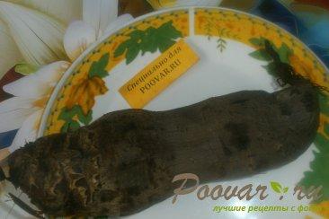 Свекольно-сырный салат с бананом Шаг 1 (картинка)