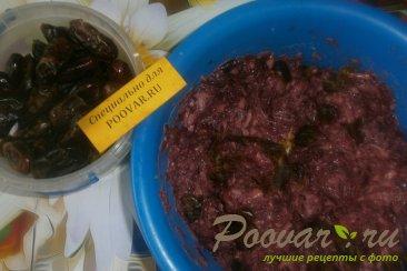 Свекольно-сырный салат с бананом Шаг 7 (картинка)