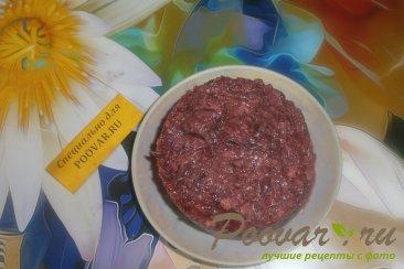 Свекольно-сырный салат с бананом Шаг 8 (картинка)