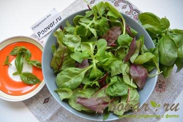 Салат из киноа, авокадо и тунца Шаг 6 (картинка)