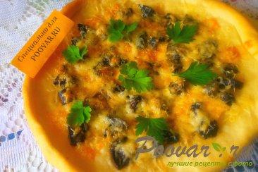 Пицца из турецкого теста Изображение