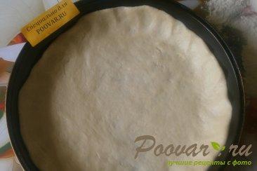 Пицца из турецкого теста Шаг 8 (картинка)