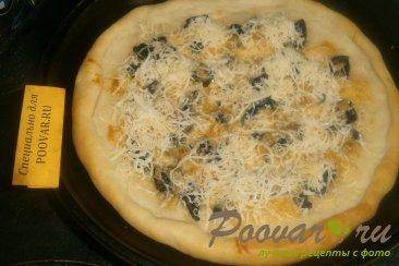 Пицца из турецкого теста Шаг 12 (картинка)