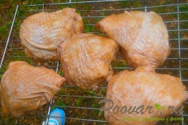 Куриные бёдра с горчицей и кетчупом Шаг 4 (картинка)