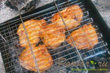 Куриные бёдра с горчицей и кетчупом Шаг 6 (картинка)