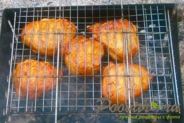 Куриные бёдра с горчицей и кетчупом Шаг 7 (картинка)