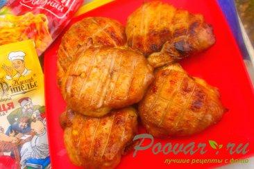 Куриные бёдра с горчицей и кетчупом Шаг 9 (картинка)