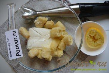 Кекс с бананом и творогом Шаг 5 (картинка)