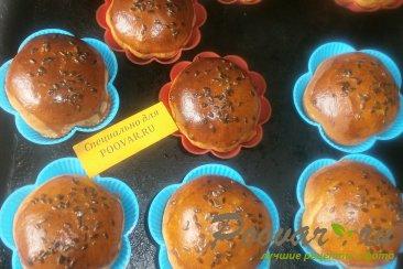 Голландские булочки с сыром и укропом Шаг 10 (картинка)