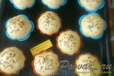 Голландские булочки с сыром и укропом Шаг 9 (картинка)