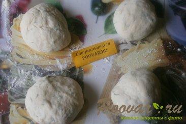 Голландские булочки с сыром и укропом Шаг 5 (картинка)