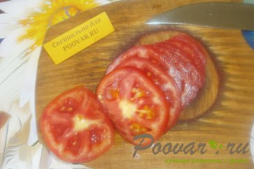 Закуска из кабачков и помидоров Шаг 3 (картинка)