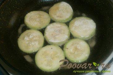 Закуска из кабачков и помидоров Шаг 7 (картинка)