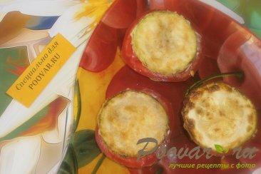 Закуска из кабачков и помидоров Шаг 13 (картинка)