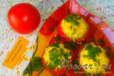 Закуска из кабачков и помидоров Шаг 16 (картинка)