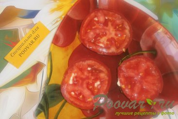 Закуска из кабачков и помидоров Шаг 11 (картинка)