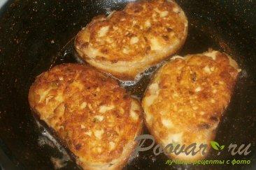 Луковые гренки с сыром Шаг 10 (картинка)