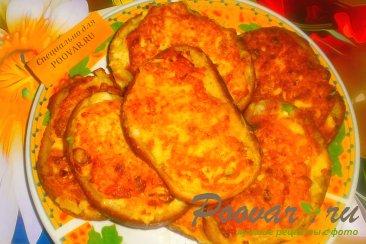 Луковые гренки с сыром Шаг 11 (картинка)