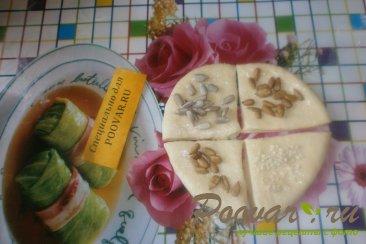 Слойки с семенами подсолнечника Шаг 9 (картинка)