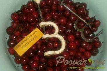 Варенье из черешни с ванилью Шаг 2 (картинка)