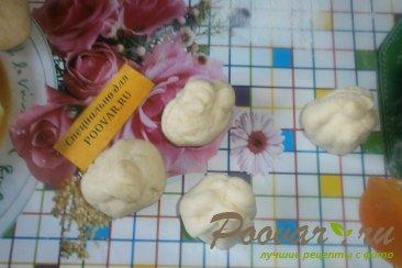 Булочки с конфетами и зерновыми шариками Шаг 7 (картинка)