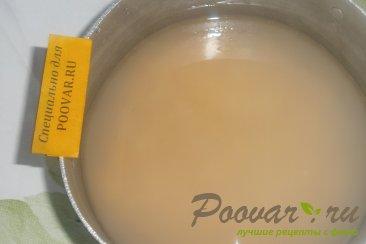 Суп гороховый с сухариками со вкусом васаби Шаг 2 (картинка)
