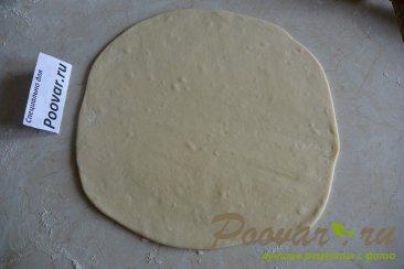Быстрая пицца на сковороде Шаг 7 (картинка)
